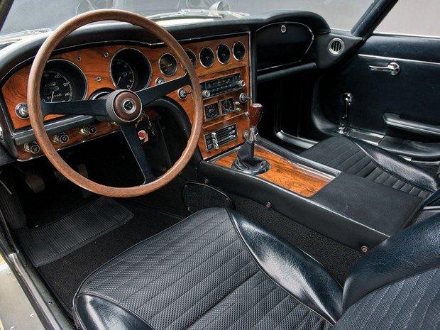 Редкий спорткар Toyota 2000GT 1967 года выставлен на аукцион. Изображение № 10.