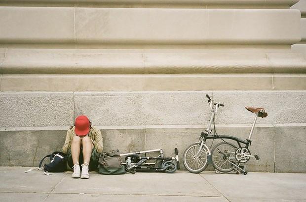 Велосложение: Путеводитель по складным велосипедам —зачем они нужны и как их найти. Изображение № 44.