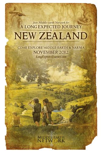 Столицу Новой Зеландии Веллингтон переименуют в Середину Средиземья. Изображение № 1.
