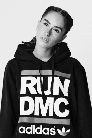 Марка Adidas Originals и хип-хоп-коллектив Run-D.M.C. выпустили совместную коллекцию одежды. Изображение № 5.