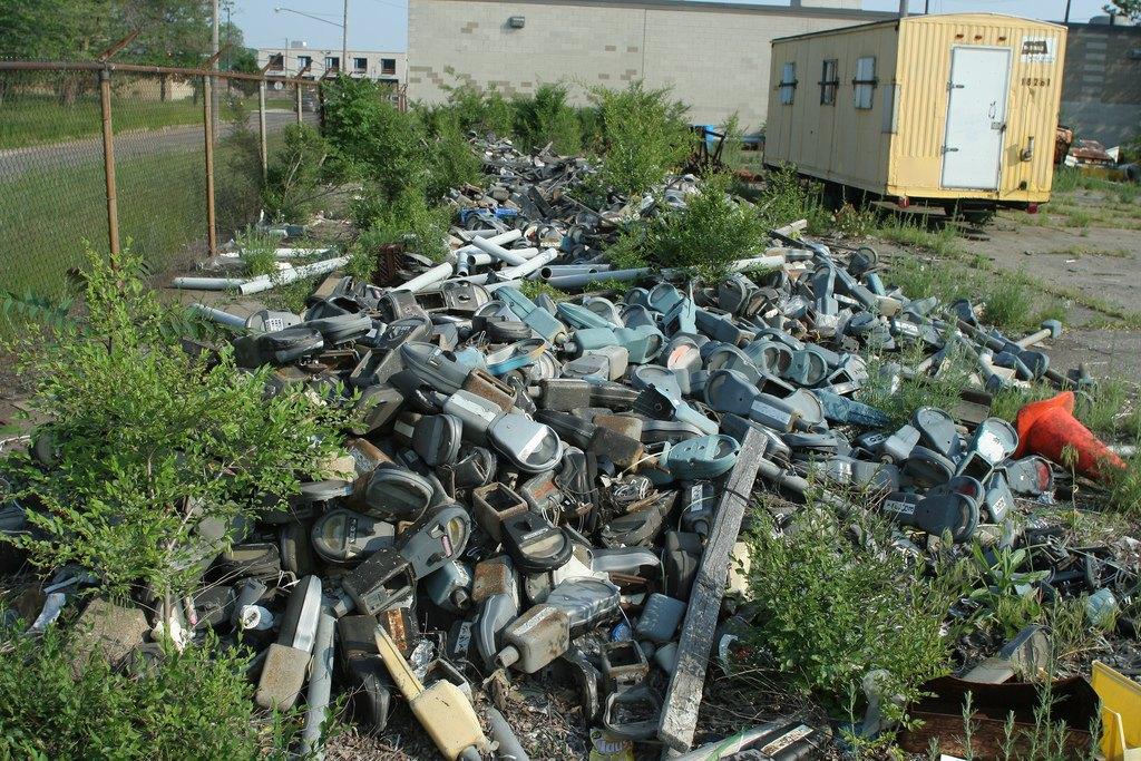 Как живут обитатели детройтских окраин. Изображение № 2.