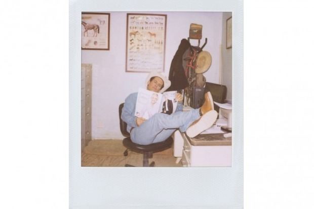Джош Бролин снялся в новом лукбуке марки Band of Outsiders. Изображение № 14.