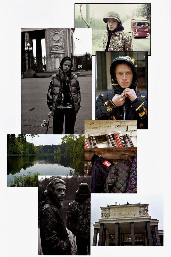 Марка Supreme опубликовала новый эдиториал, снятый в России . Изображение № 5.