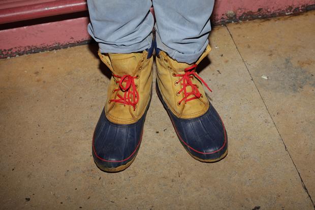 Детали: Репортаж с вечеринки Punk Yard в клубе «Солянка». Изображение № 2.