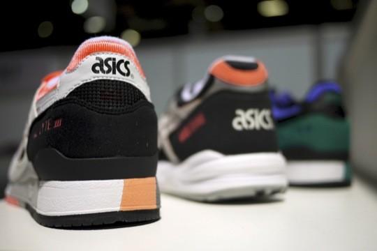 Осенняя коллекция кроссовок марки Asics. Изображение № 6.