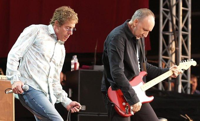 The Who записывают новый альбом. Изображение № 1.