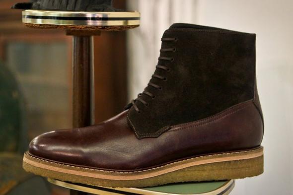 Новая коллекция обуви марки Hudson. Изображение № 6.