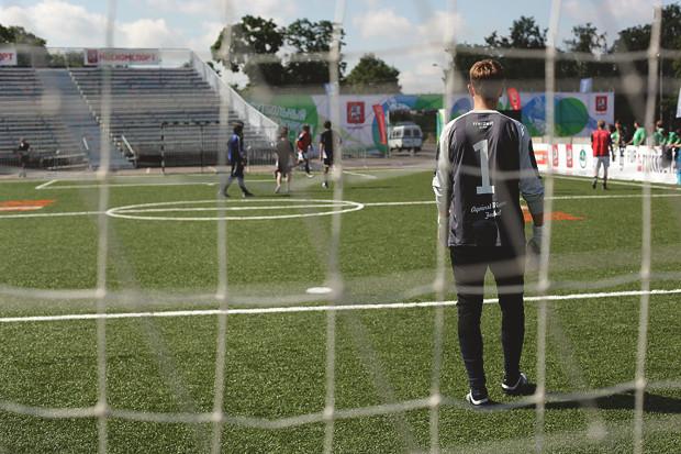 Детали: Репортаж с футбольного турнира магазина FOTT. Изображение № 7.