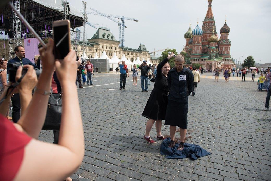 Не бойся: Катрин Ненашева о перформансах, своей выставке и женщинах в российских тюрьмах. Изображение № 16.