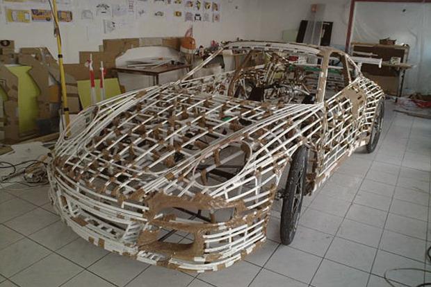 Мусоровоз: 7 примеров, как сделать машину из подручных материалов. Изображение № 15.