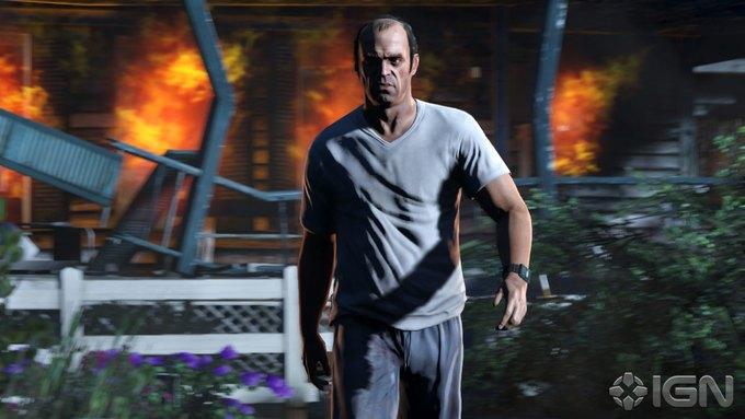 Rockstar выпустит версию GTA V для персональных компьютеров. Изображение № 1.