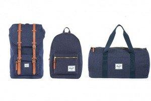 Марка Herschel выпустила лукбук весенней коллекции рюкзаков и сумок. Изображение № 10.