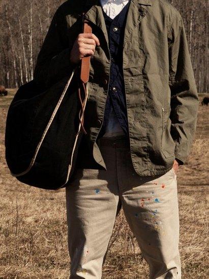 Канадский ритейлер Haven выпустил лукбук весенней коллекции одежды. Изображение № 5.