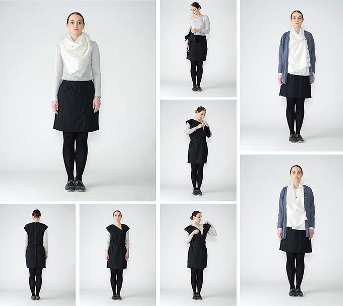 Линор Горалик о технологиях, применяемых в разработке одежды для людей с ограниченными возможностями. Изображение № 1.