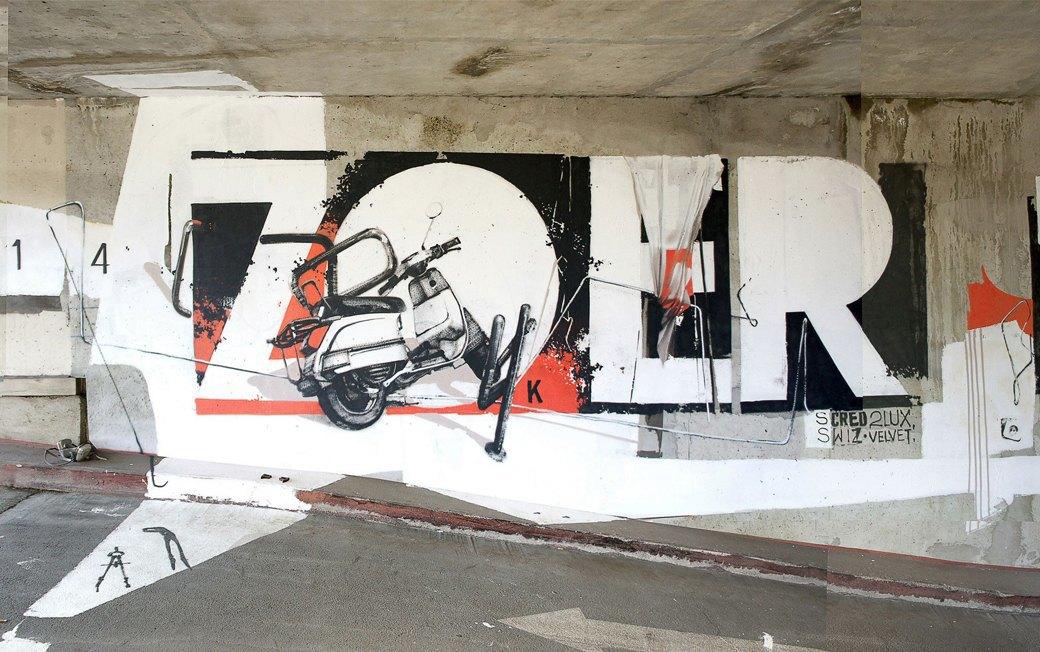 «Граффити как социальный инструмент мертво»: Интервью с художником Zoer. Изображение № 2.