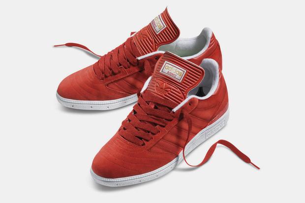 Марка Adidas Skateboarding выпустила весеннюю коллекцию кроссовок Busenitz. Изображение № 1.