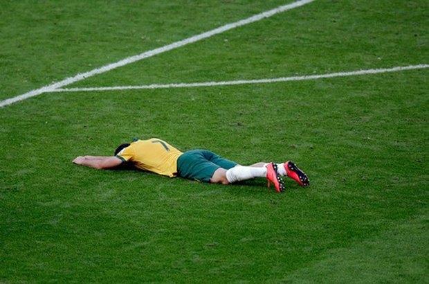 Грустные футболисты: Самый трагичный Tumblr-блог в истории современного спорта. Изображение № 10.