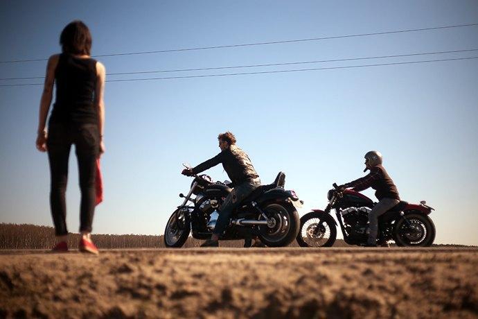 Easy Ride: Премьера первого видео о путешествии на мотоциклах. Изображение № 9.
