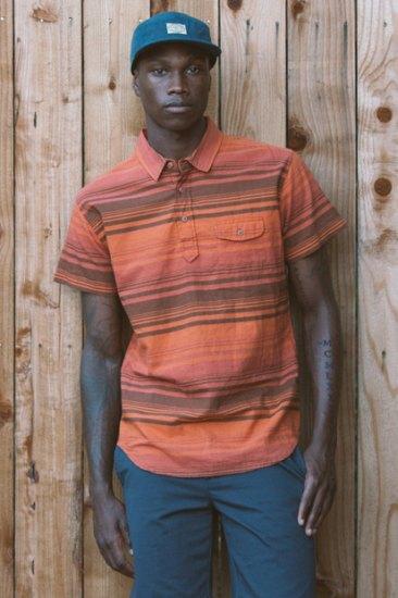 Марка Obey опубликовала лукбук весенней коллекции одежды. Изображение № 10.
