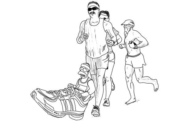 На скорую ногу: Как одеться на пробежку. Изображение №1.