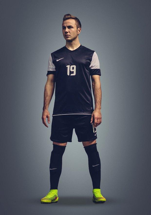 Компания Nike официально анонсировала бутсы Magista. Изображение № 1.