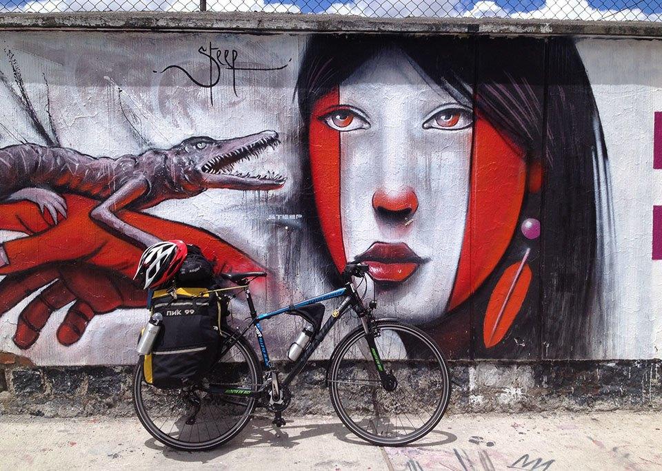 «Дорога лучше знает, где и когда ты должен быть»: Как я пересёк Латинскую Америку на велосипеде. Изображение № 27.