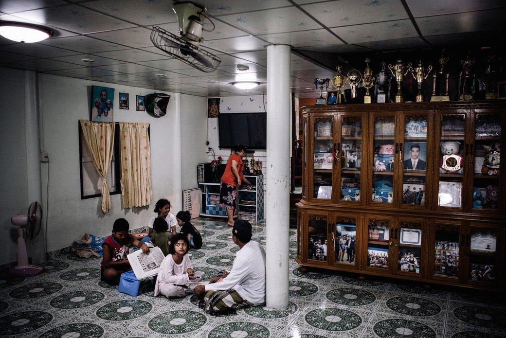 Бокс против нищеты: Как тайские подростки находят спасение от бедности на ринге. Изображение № 13.