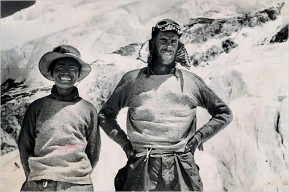 Первый покоритель Эвереста Эдмунд Хиллари. Изображение №7.