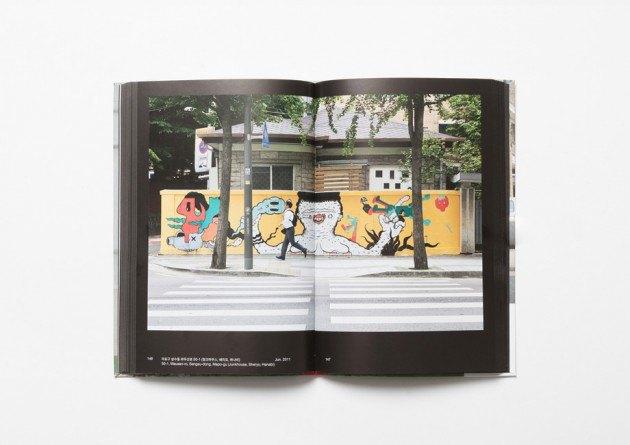 Вышла книга об уличном искусстве Сеула. Изображение № 13.