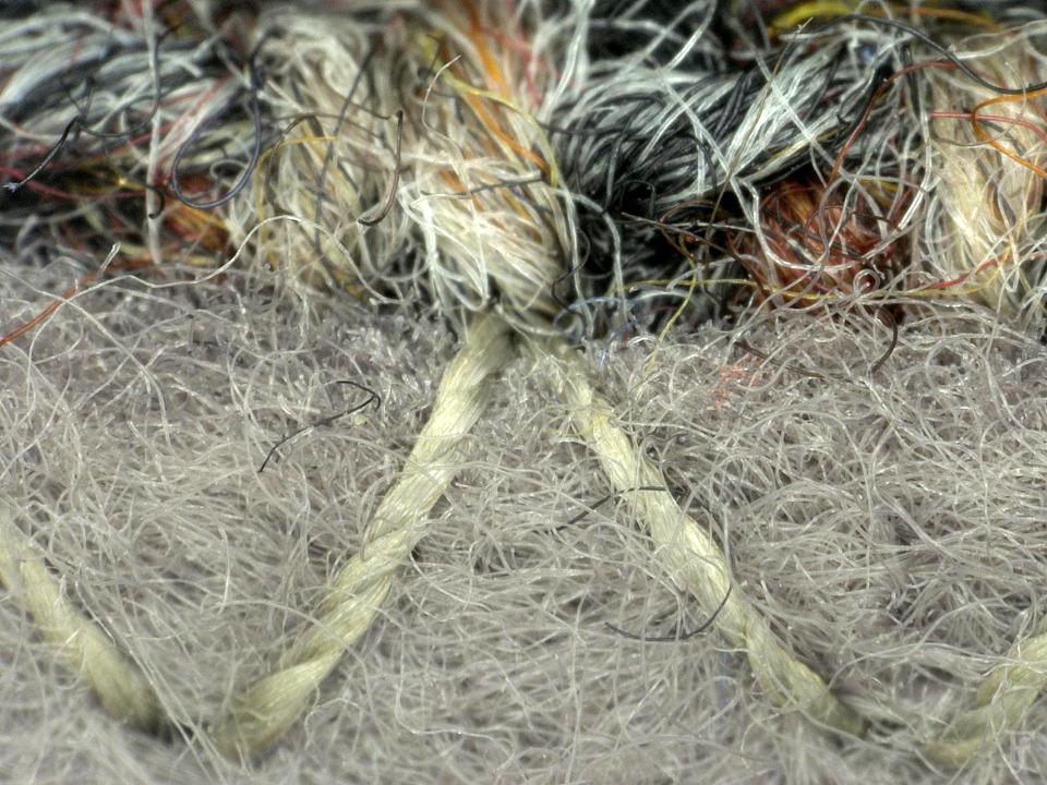 Фотоувеличение: Осенние куртки под промышленным микроскопом. Изображение №15.