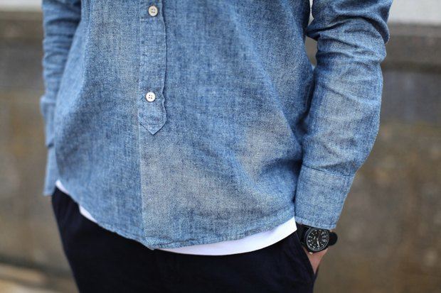 Магазин мужской одежды Mint опубликовал новый лукбук. Изображение № 7.