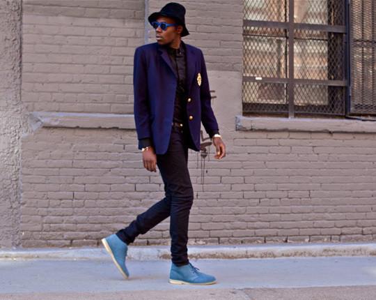 Изображение 3. Обувная компания Clarks представила новую модель desert boots.. Изображение № 2.