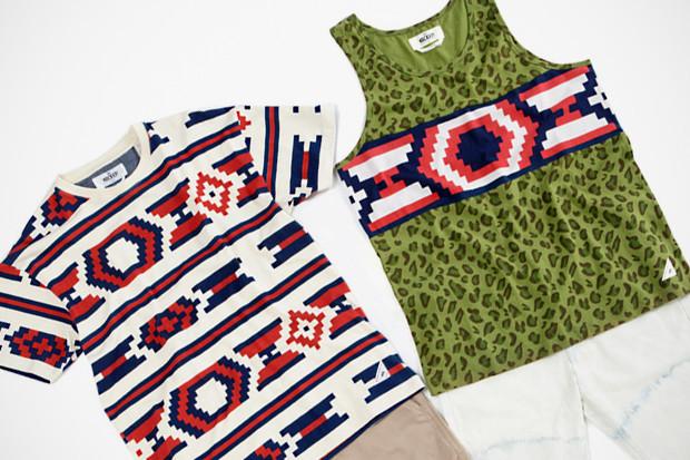 Марка 10.Deep выпустила летнюю коллекцию одежды. Изображение № 4.