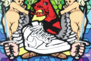 Магазин Sneakerhead выпустил осенний лукбук и новый номер фэнзина. Изображение № 10.