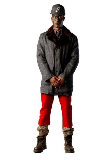 Марка Billionaire Boys Club опубликовала лукбук осенней коллекции одежды своей линейки Bee Line. Изображение № 16.