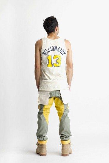 Марка Billionaire Boys Club опубликовала лукбук весенней коллекции одежды своей линейки Bee Line. Изображение № 14.