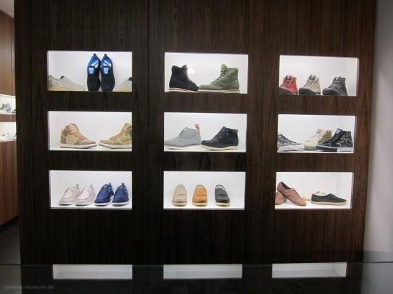Выставка Stussy в музее кроссовок. Изображение № 9.