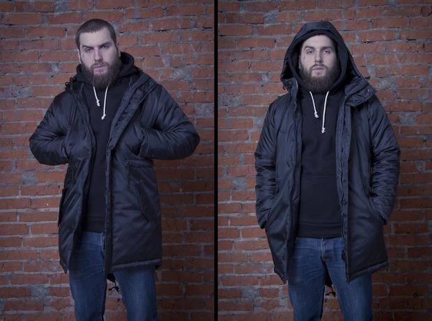 Российско-американская марка Ziq & Yoni опубликовала лукбук зимней коллекции одежды. Изображение № 7.