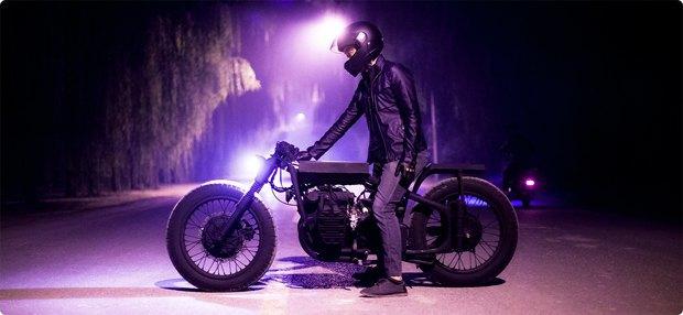 Мотомастерская Bandit9  собрала новый кастомный мотоцикл Nero MKII. Изображение № 12.