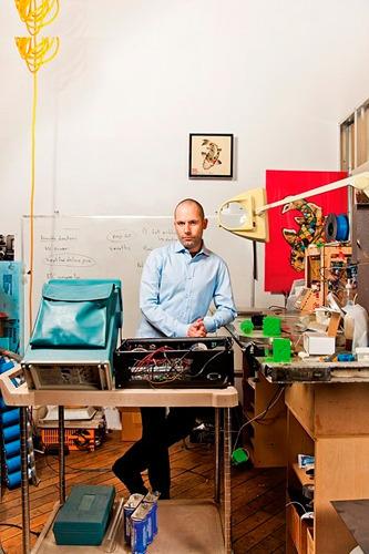 Американец построил ядерный реактор из деталей, купленных на eBay. Изображение № 1.