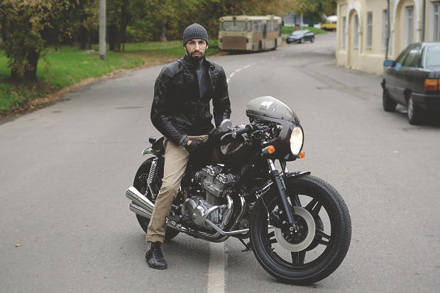 Владельцы кастомов рассказывают о своих мотоциклах. Изображение № 5.