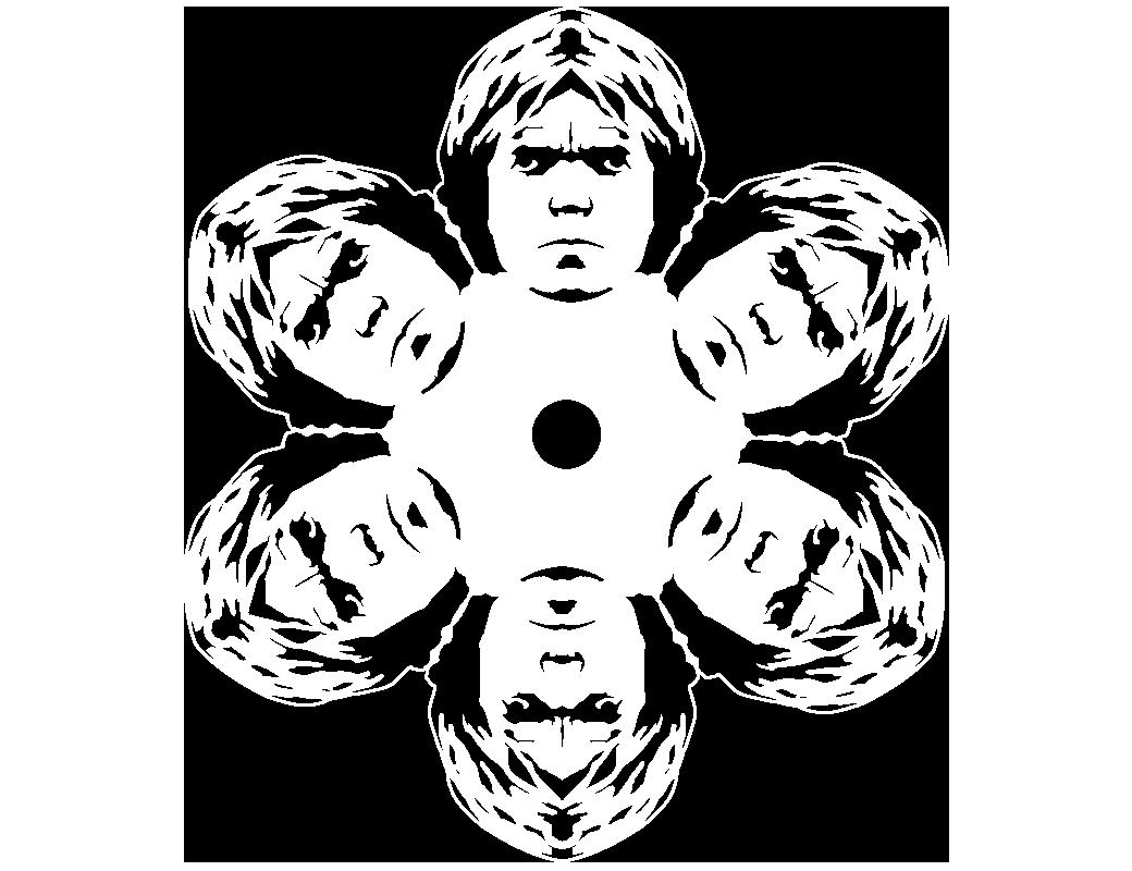 Снежный человек: «Герои года» в форме новогодних снежинок. Изображение № 10.