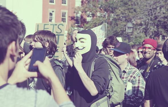 Воруй-оккьюпай: Движение Occupy Wall Street и борьба улиц против корпораций. Изображение № 2.