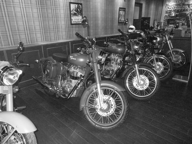 В Москве официально открылся салон мотоциклов Royal Enfield. Изображение № 15.