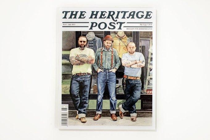 Роспечать: 15 журналов о мужском стиле, которые можно купить в Москве. Изображение № 48.