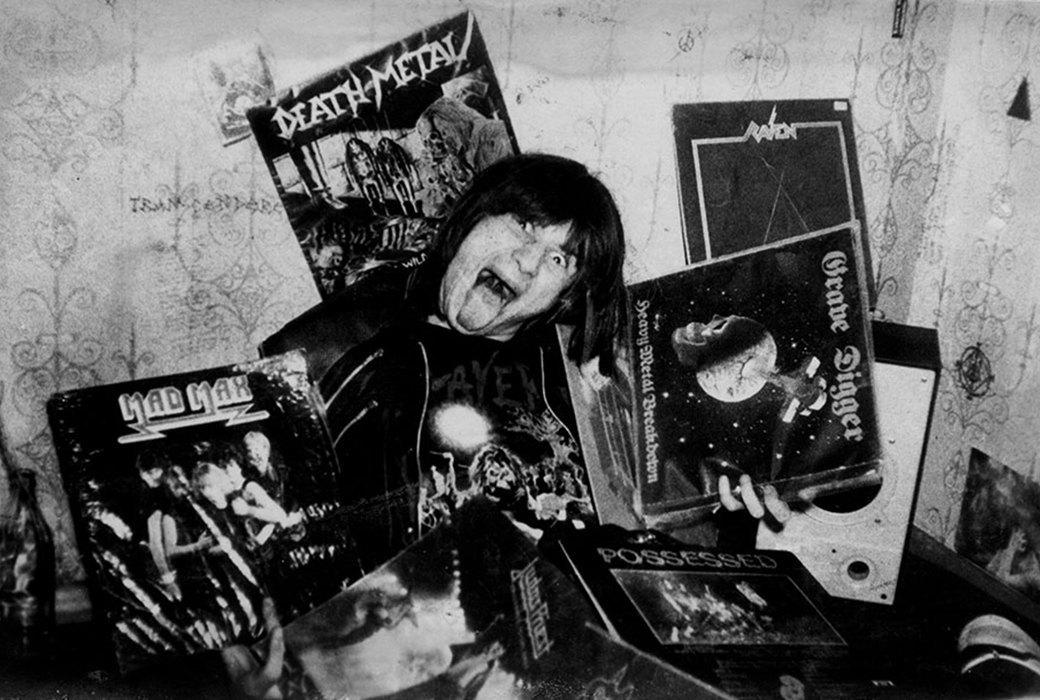 Хулиганы: Советский металлист о жизни неформалов в СССР. Изображение № 7.