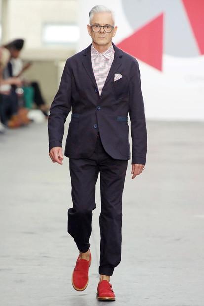 Марка Oliver Spencer выпустила летнюю коллекцию одежды. Изображение № 29.