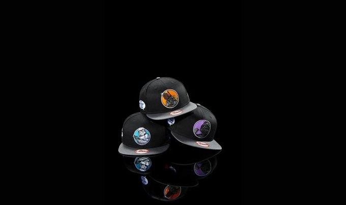 New Era выпустила коллекцию бейсболок по мотивам «Звёздных войн». Изображение № 8.