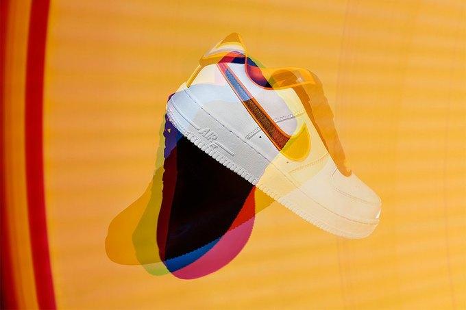Марка Nike и Рикардо Тиши показали новую совместную коллекцию кроссовок. Изображение № 7.