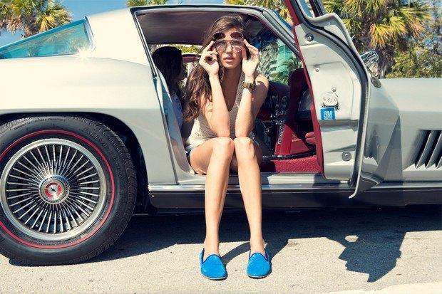 Марка Del Toro выпустила лукбук весенней коллекции обуви. Изображение № 6.